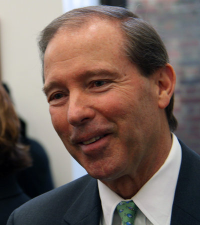 Senator Tom Udall (D, NM)