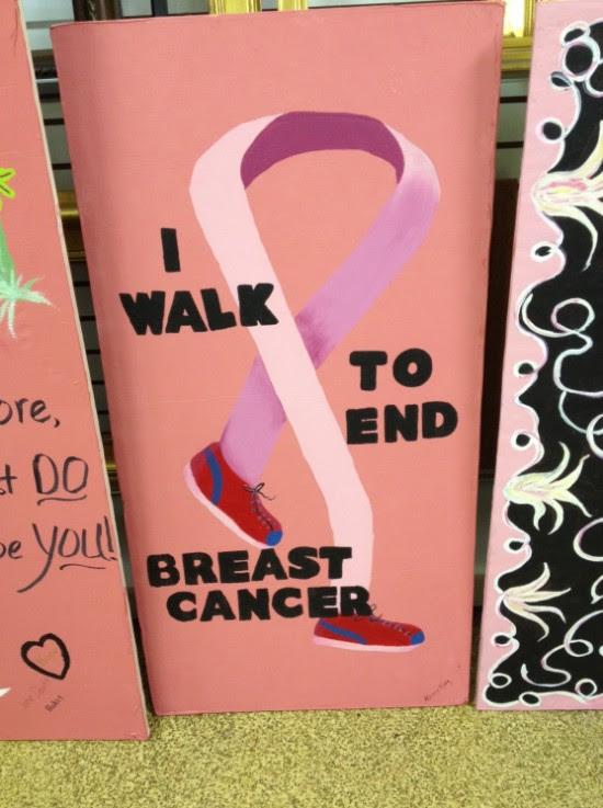 Susan G. Komen Race for the Cure – Breast Cancer Survivor ArtWall Unveiling