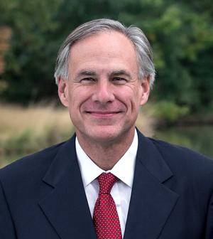TX Governor Greg Abbott
