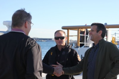 Congressman Ratcliffe Hears Directly from Border Security