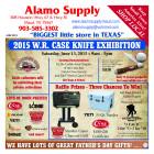 Alamo Supply June 2015 Sale