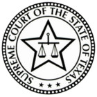 Supreme Court of the State of Texas