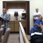 Bowie County Commissioners Court Mon 10 Aug 2015