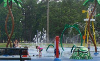 Splash Pad, Texarkana, TX