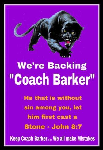 Coach Barker
